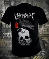 Футболка Bullet For My Valentine Raven