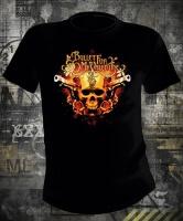 Bullet For My Valentine Pistols Skull