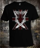Футболка Bullet For My Valentine Cross Guns