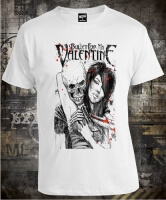 Футболка Bullet For My Valentine Skeleton with Gun