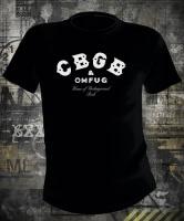 Футболка CBGB Classic Logo