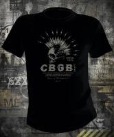 Футболка CBGB Electric Skull