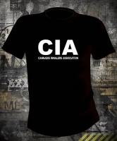 Футболка CIA