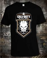 Футболка Call of Duty Skull