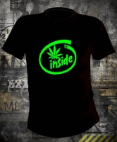 Футболка Cannabis inside