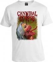 Футболка Cannibal Corpse Violence Unimagined