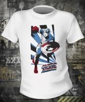 Captain America Fist