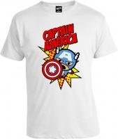 Футболка Captain America Mini