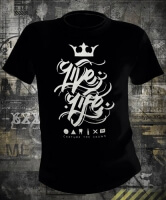 Capture The Crown Live Life
