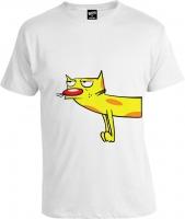 Футболка CatDog