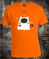 Футболка Cat Boo!
