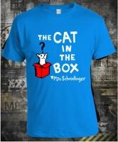 Футболка Cat in the Box