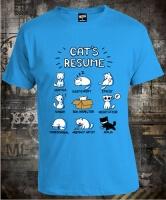 Футболка Cat's Resume