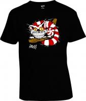 Футболка Cheshire Cat Чеширский Кот