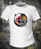 Футболка Chicago Bulls White Sox Bears Blackhawks
