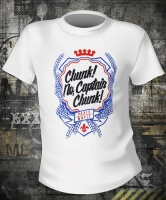 Футболка Chunk No Captain Chunk Crown