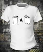 Футболка Coffee And Cigarettes