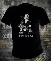 Футболка Coldplay Christ Martin