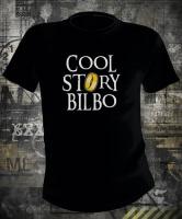 Футболка Cool Story Bilbo Lord of The Rings