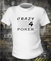 Футболка Crazy Poker