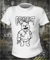 Футболка Cupcake Cult Zombie Pooh