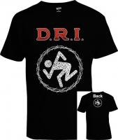 Футболка DRI Dirty Rotten Imbeciles