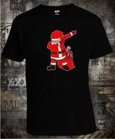 Футболка Dabbing Santa Claus Christmas