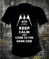 Футболка Star Wars Darth Vader Dark Side
