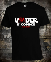 Darth Vader Is Coming