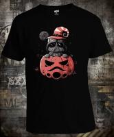 Футболка Darth Vader Pumpkin Halloween