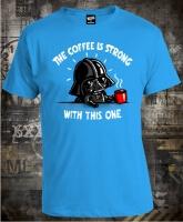 Футболка Darth Мader The Coffee is Strong