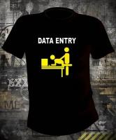 Футболка Data Entry