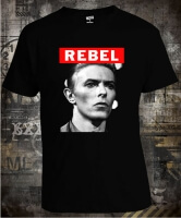 Футболка David Bowie Big Rebel