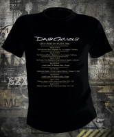 Футболка David Gilmour Live Show 2016