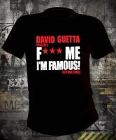 Футболка David Guetta