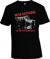 Футболка Dead Kennedys Bedtime for Democracy Black