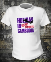 Dead Kennedys Holiday In Cambodia