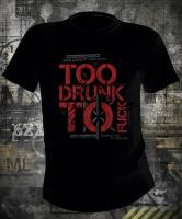 Dead Kennedys Too Drunk Lyrics
