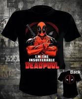 Футболка Deadpool Insufferable