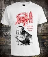 Футболка Death Scream Bloody Gore