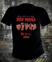 Футболка Deep Purple Hush Japan