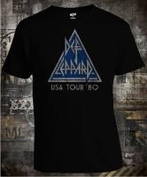 Def Leppard USA 80 Tour