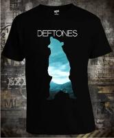 Футболка Deftones Bear
