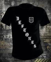 Футболка Deftones Black Rangers