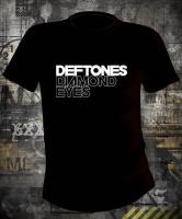 Футболка Deftones Diamond Eyes