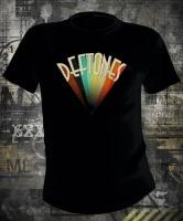 Футболка Deftones Rainbow