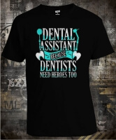 Футболка Dental assistant