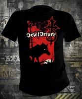 Devil Driver Wolf