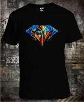 Футболка Diamond Rainbow