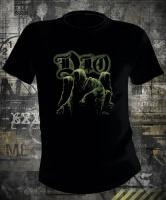 Футболка Dio Evil Or Divine Hoods